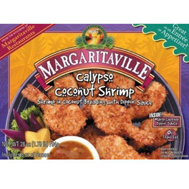 Margaritaville Calypso Coconut Shrimp - 28 oz.