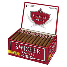 Swisher Sweets Perfecto Cigars - 60 ct. box