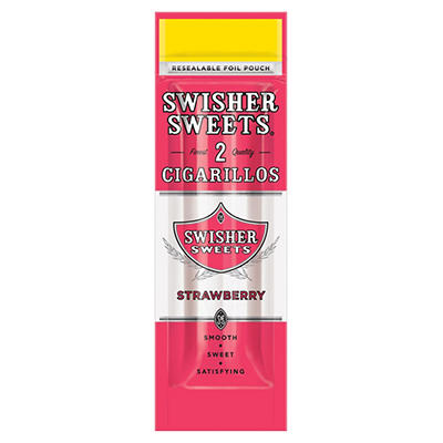 Swisher Sweets Strawberry Cigarillos - 60 ct.