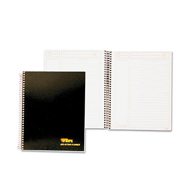 Journal Entry Notetaking Planner Pad - 84 Sht