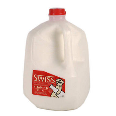 Swiss Dairy Vitamin D Milk  (1 gallon)