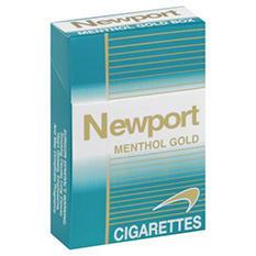 Newport Menthol Cigarettes, Gold Box (200 ct.)