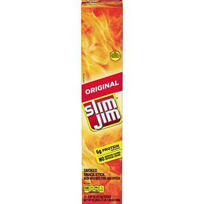 Giant Slim® Slim Jim® Snacks - 24 ct.
