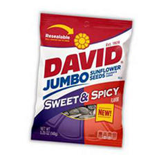 D&S Sweet and Spicy Sunflower Seeds (5.25 oz.)