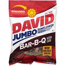David Roasted & Salted Bar-B-Q Flavor Sunflower Seeds (5.75 oz.)
