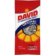 David Roasted & Salted Original Sunflower Seeds (1.625 oz., 12 pk.)