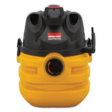 Shop-Vac Heavy-Duty Portable Wet/Dry Vacuum - 5 Gallon 5.5 HP