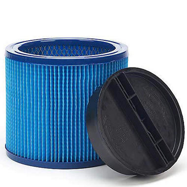Ultra-Web� Cartridge Filter for Wet or Dry Vac