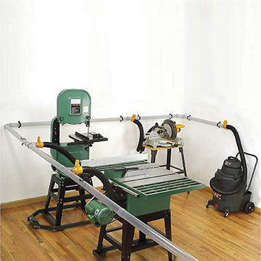 Shop-Vac�  Saw Dust Collection System
