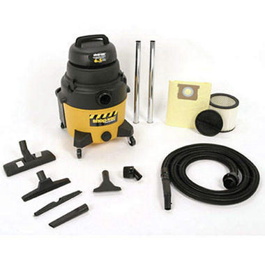 Shop-Vac� Industrial 8 Gallon 6.5 Peak HP Vac