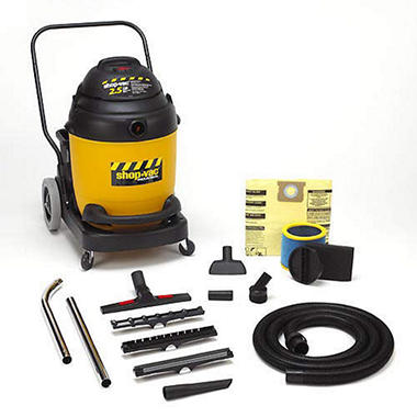 Shop-Vac� Industrial FlipNPour? Wet/Dry Vac