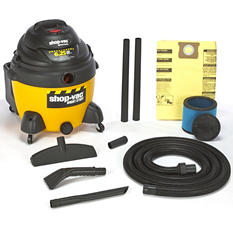Shop-Vac Industrial 16-Gal. 6.25 Peak HP Wet/Dry Vac