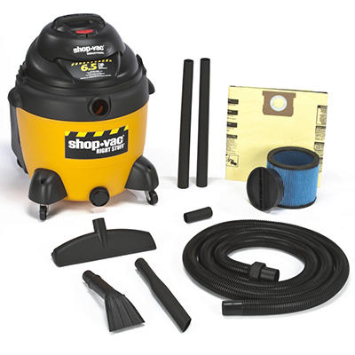 Shop-Vac Industrial 18-Gal. 6.5 Peak HP Wet/Dry Vac