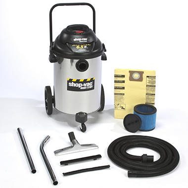 Shop-Vac Industrial 15-Gal. Stainless Steel Wet/Dry Vac