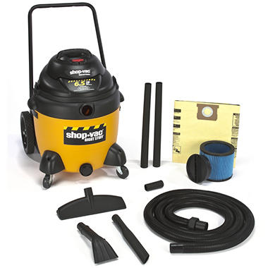 Shop-Vac Industrial 18-Gal. Wet/Dry Vac With Cart