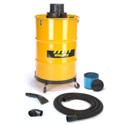 Shop-Vac Industrial Wet/Dry Vac - 3.0 Peak HP - 55 Gal ...