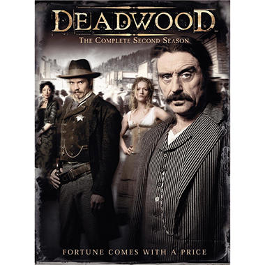 Deadwood: The Complete Second Season (DVD)(Widescreen)