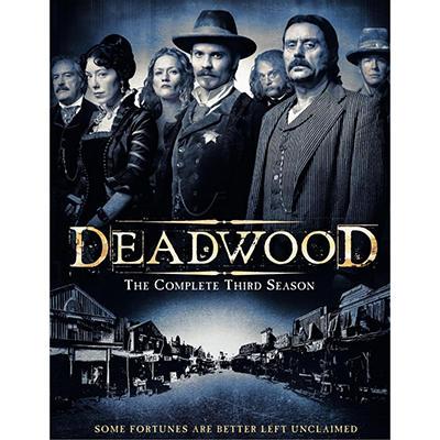 Deadwood: The Complete Third Season (DVD)(Widescreen)