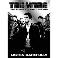 The Wire: The Complete First Season (DVD)(Full Frame)