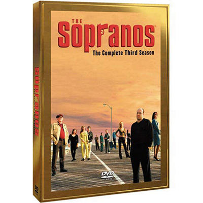 The Sopranos: The Complete Third Season (DVD)(Widescreen)