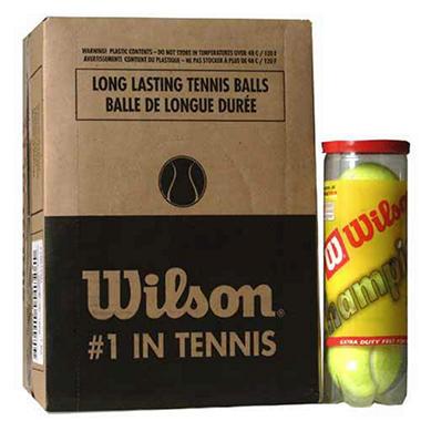 Wilson Tennis Balls - Xtra Duty