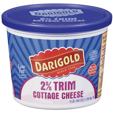 Darigold� Cottage Cheese - 3 lb. tub