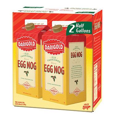 What Is Darigold Old Fashioned Egg Nog