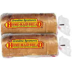 Grandma Sycamore's Home-Maid Bread  (2 pk.)