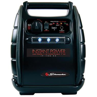 Schumacher - 850 Amp - Jump Starter w/Compressor