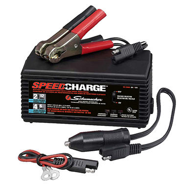 Schumacher - 4/2 Amp Battery Charger