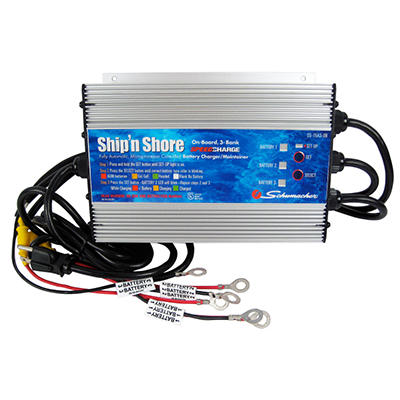Schumacher Electric Onboard Marine Charger