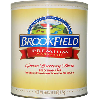 Brookfield Margarine - 6 lbs.