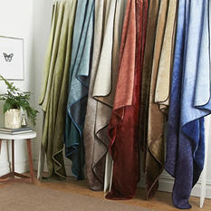 Vellux Mink Ombre Throw (Assorted Colors)