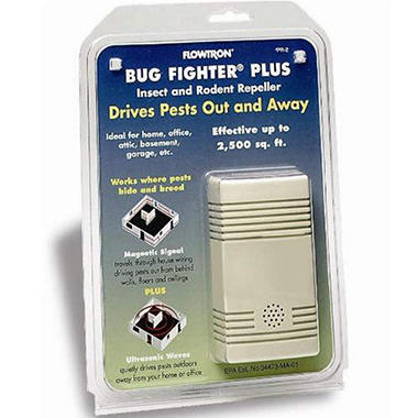 Bug Fighter� Plus Insect & Rodent Repeller