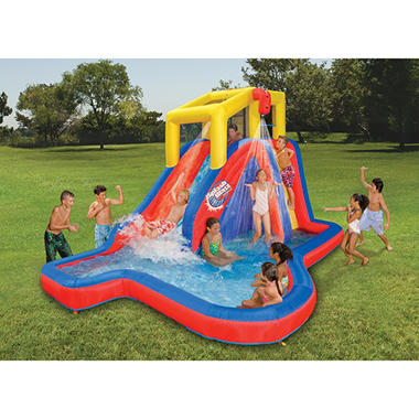 Splash Blast Waterslide™