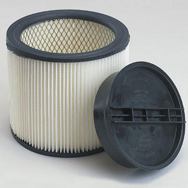 Shop-Vac� Filter for Wet/Dry Pickup - 2pk.