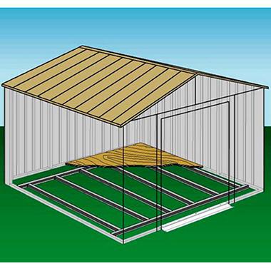 Arrow  Shed Foundation Kit - 10' × 8'
