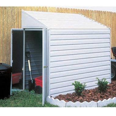 Arrow Yardsaver Shed - 4' × 7'