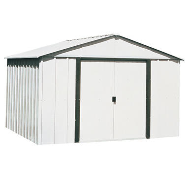 Arlington 10' x 8' Steel Shed