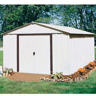 10' x 14' Arrow Claremore Steel Shed