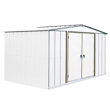 10' x 8' Homestead Severe Weather Steel Shed