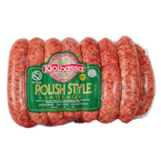 Kiolbassa Polish Style Sausage (2.5 lb.)