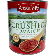 Angela Mia Crushed Tomatoes (102 oz.)