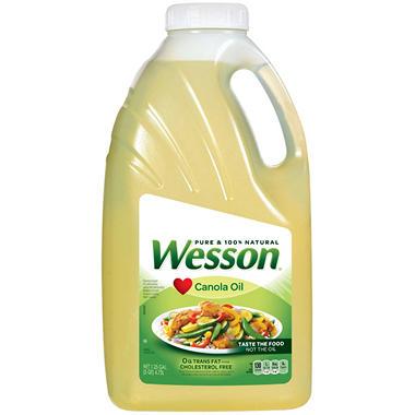 Pure Wesson® Canola Oil