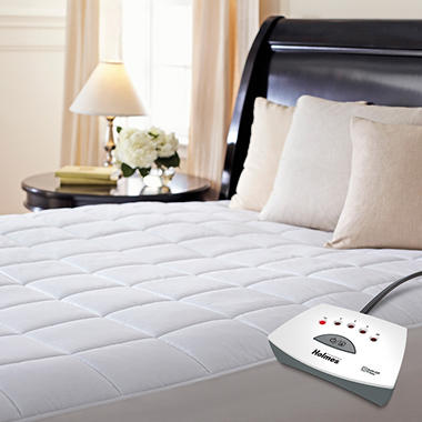 Holmes Queen Heated Mattress Pad