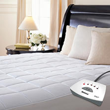 Holmes Premium Quilted Heated Mattress Pad (Various Sizes)