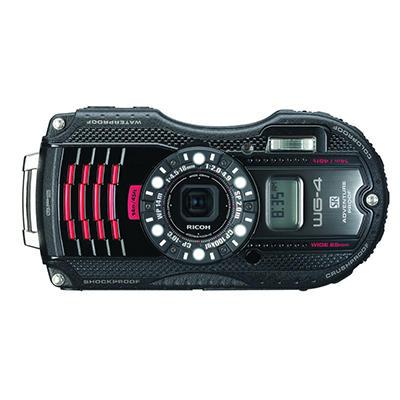 Pentax WG4 GPS 16MP Waterproof Camera with 4x Optical Zoom - Various Colors