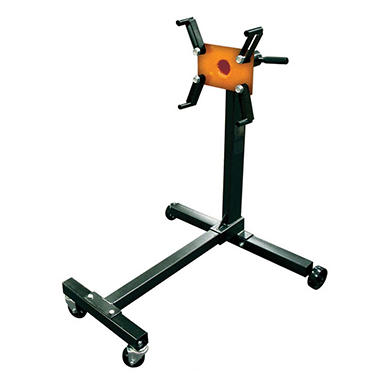 Black Bull 4 Wheel Engine Stand - 1,000 lb Capacity