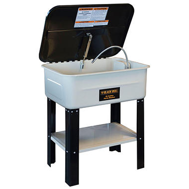 Black Bull 20 Gallon Parts Washer