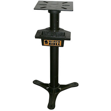 Black Bull Bench Grinder Stand